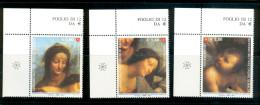 SMOM 2010 Un 1016-1018 Set MHN - Malta (la Orden De)