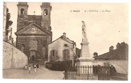 OLETTA  La Place  Cartolina - Francia