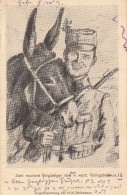 Zwei Muntere Bergsteiger Vom K. Württ. Gebirgsbatterie - Guerra De 1914-18