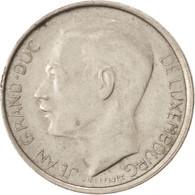 Luxembourg, Jean, Franc, 1976, TTB+, Copper-nickel, KM:55 - Luxembourg