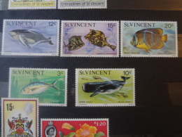 1975 St Vincent Fish (70) - St.Vincent & Grenadines