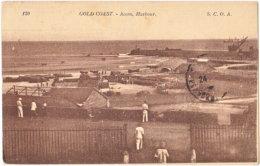 GHANA. GOLD COAST. Accra, Harbourg. 120 - Ghana - Gold Coast