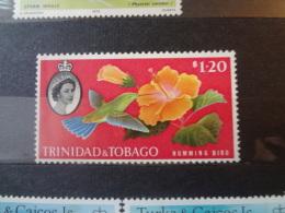 Trinidad And Tobago Humming Bird (70) - Trinité & Tobago (1962-...)