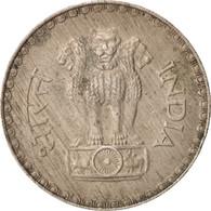 INDIA-REPUBLIC, Rupee, 1981, Bombay, TTB, Copper-nickel, KM:78.3 - India