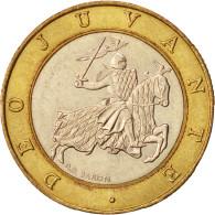 Monaco, Rainier III, 10 Francs, 1994, SUP+, Bi-Metallic, KM:163 - Monaco