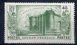 Soudan             105  * - Sudan (1894-1902)