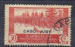 150026361  CABO JUBY  ESPAÑA  EDIFIL  Nº  80 - Cabo Juby