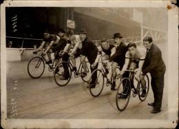 CYCLISME - PHOTO - VELODROME D'HIVER - Cyclisme