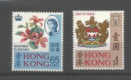 HK 236/37 **  (MNH) - Neufs