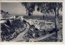 HAIFA - Israel - Ruppin Road,  Used 1955 - Israel