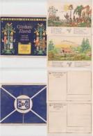 Hamburg Amerika Linie    Pochette Cartes   1936 - Bateaux