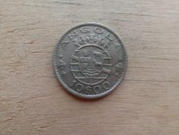 Angola  10  Escudos  1969  Km 79 - Angola