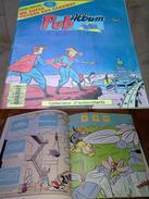 Album Collecteur Images Vignettes Autocollants - Pub TF1 - Code Gratuit N - 1989 / 1990 - Sammelbilderalben & Katalogue