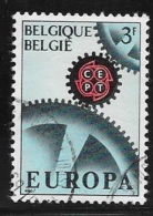 N° 1415   EUROPA  BELGIQUE     -  1967 - Belgium