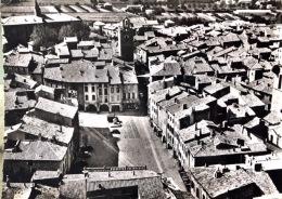# Bagnols Sur Cèze - Place Mallet ( En Avion Au Dessus De ...) - Bagnols-sur-Cèze