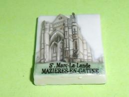 Fèves / Pays / Régions : St-marc-la-landes, Mazières En Gatine  T10 - Pays