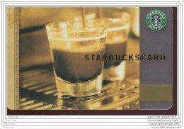 CE2310  CARTE   CADEAU    STARBUCKS - Cartes Cadeaux