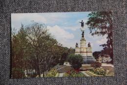 CARACAS - Estatua De Cristobal Colon En El Parque Los Caobos. - Venezuela