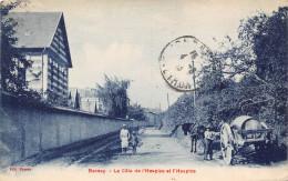 27-BERNAY- LA CÔTE DE L'HOSPICE ET L'HOSPICE - Bernay