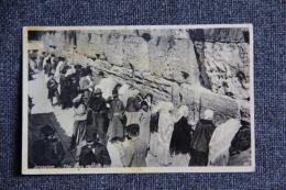 JERUSALEM - Le Mur Des Lamentations.