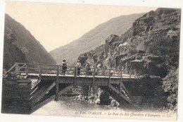 Val D'Aran Vallée D'Aran Le Pont Du Roi - Unused/neuve Excellent état - Francia