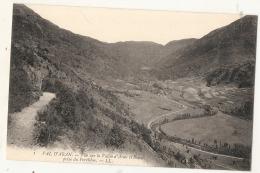 Val D'Aran Vue Sur La Vallée D´Aran Et Bosost Prise Du Portillon (espagne)  Neuve Excellent état - Lérida