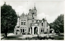 KINCARDINE - STONEHAVEN - HEUGH HOTEL RP Kin9 - Kincardineshire
