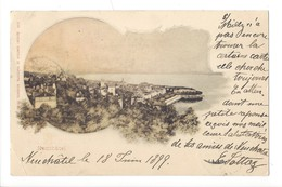 15317 - Neuchâtel En 1899 - NE Neuchatel