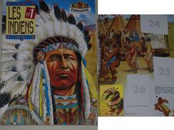 Album Collecteur Images Vignettes - Club TUMADOR Intermarché - Les Indiens N° 1 - 1997 - Kaufmanns- Und Zigarettenbilder