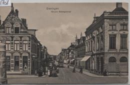 Groningen - Nieuwe Ebbingestraat - With Tramway Animee - Groningen