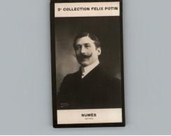 Collection FELIX POTIN - Petite Image - NUMES - Artiste - - Félix Potin
