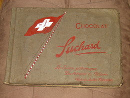 Album Collecteur Images Vignettes - Chocolat SUCHARD - Suisse Pittoresque - Edition Suisse Avec 142 Images - Suchard