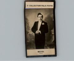 Collection FELIX POTIN - Petite Image - MAYOL - Artiste - - Félix Potin