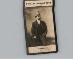Collection FELIX POTIN - Petite Image - CANDE - Artiste - - Félix Potin