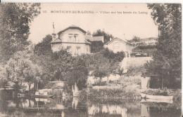 77  Montigny Sur Loing  Villas - Autres Communes