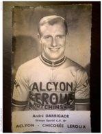 Andre DARRIGADE Alcyon Leroux Hutchinson - Cyclisme