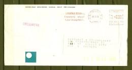 Brief Van Antwerpen Naar St Gilles Dendermonde - Franking Machines