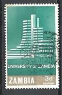 ZAMBIA 1966 University Of Zambia Opening * - Zambia (1965-...)
