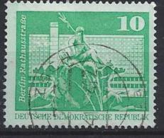Germany (DDR) 1973  Aufbau In Der DDR  (o) Mi.1843 (type I A) - [6] Repubblica Democratica
