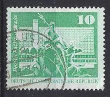Germany (DDR) 1973  Aufbau In Der DDR  (o) Mi.1843 (type II A) - [6] Repubblica Democratica