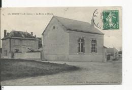 Ondreville  Mairie Et Ecole - France