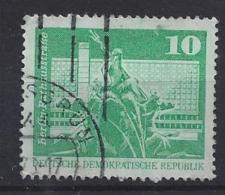 Germany (DDR) 1973  Aufbau In Der DDR  (o) Mi.1843 (type II B) - [6] Repubblica Democratica