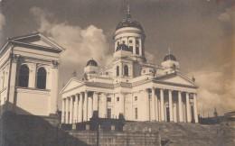 Finlande - Helsinki -  Helsingfors - Suurkirkko - Finland