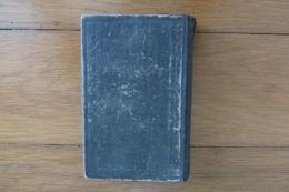 Tephilah Vethachanunim 1893 Rödelheim Livre De Prière En Hébreu  Judaïca - Livres, BD, Revues