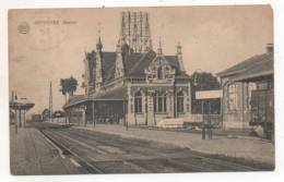 A 12  -    Soignies  Station - Soignies