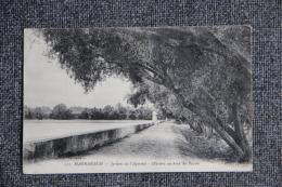 MARRAKECH - Jardin De L'Aguedal, Oliviers Du Bord Du Bassin - Marrakech