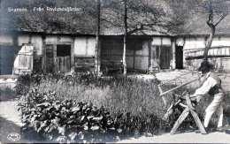 SKANSEN (Schweden) - Fran Ravlundagarden, Fotokarte Um 1930 - Schweden