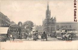 LONDON SAINT-PANCRAS STATION GARE ENGLAND - London