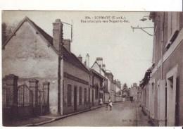 Cpa Lormaye  Rue Principale - Altri Comuni