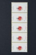 ESPAÑA. Etiqueta Postal. ATMs. 2002. FORO POSTAL (ATM. ETIQUETAS LIMPIAS) - ATM - Frama (viñetas)